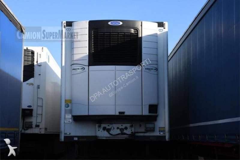Semirimorchio frigo multitemperature Krone SDR27 COOL LINER