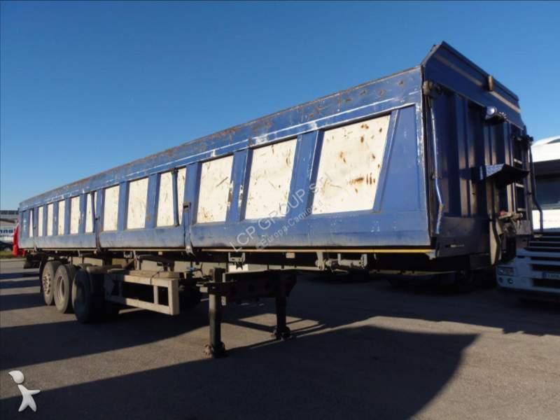 Semirimorchio ribaltabile TecnoKar Trailers T3G135/125 CASSONE RIBALTABILE BILATERALE